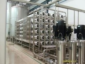 新疆纯净水设备采用哪些消毒装置吧