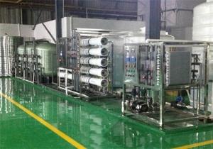 新疆纯净水设备安装事项