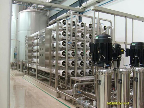新疆国投罗钾公司净化水设备工程