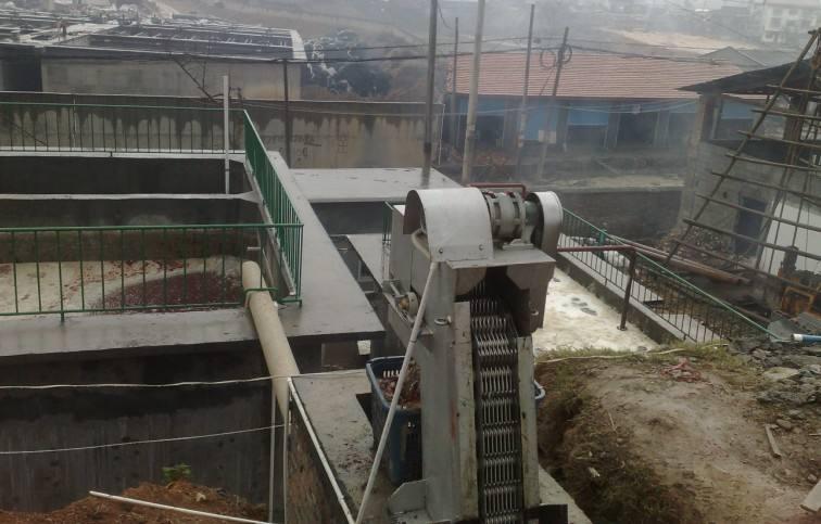 喀什屠宰废水处理
