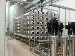 阿勒泰国投罗钾公司净化水设备工程