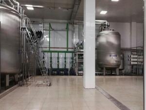 阿克苏中信国安酒业有限公司净化水设备工程