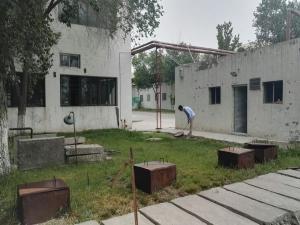 和硕县甘草制药厂污水处理工程