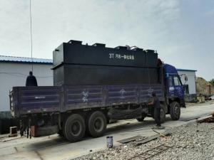 喀什五彩湾大唐电厂生活污水处理工程