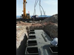 乌鲁木齐五彩湾大唐电厂生活污水处理工程