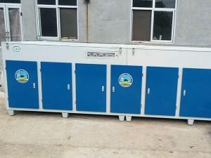 喀什光氧废气处理一体化设备